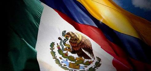 Celebran exitoso TLC México – Colombia