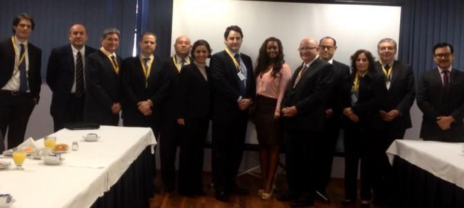 Desayuno conferencia con el Dr. Luis Madrazo Lajous, de la SHCP