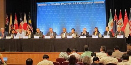 """""""Publican los textos del TPP, los 12 países integrantes"""""""