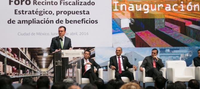 Recintos Fiscalizados Estratégicos, Herramienta que Facilita el Comercio Internacional