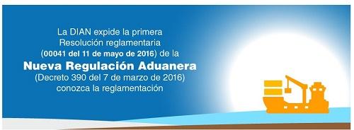 Reglamenta Colombia nueva regulación aduanera
