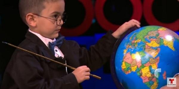 Niños genio de Colombia