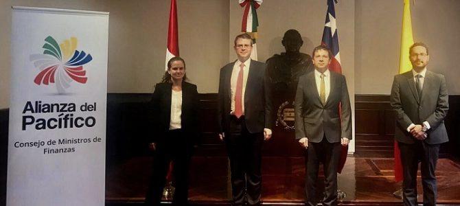 Alianza del Pacífico Reunión de Viceministros de Finanzas