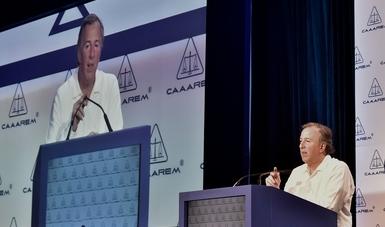 Anuncia José Antonio Meade nuevo marco jurídico aduanal