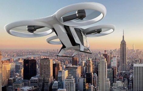Airbus realizará pruebas de su taxi volador en 2018