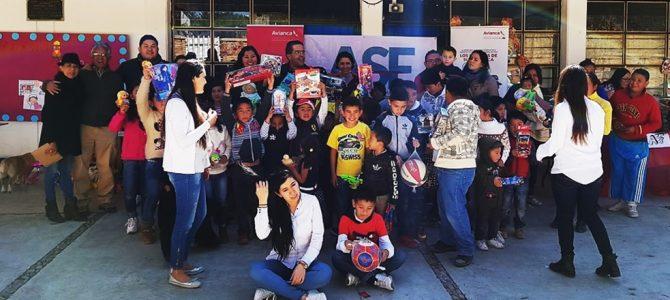 Campaña de Reyes con Avianca en Chiluca Estado de México 13 enero