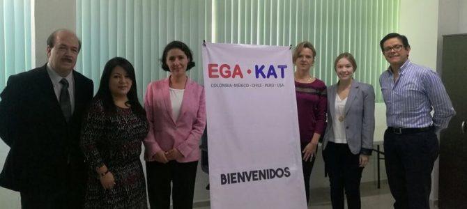 Exitosa reunión con nuestro asociado EGA KAT y ProColombia