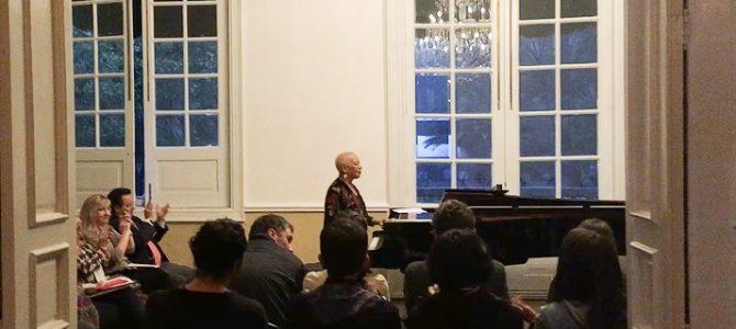 Recital de piano con Teresita Gómez en Casa del Lago, 14 junio, Ciudad de México