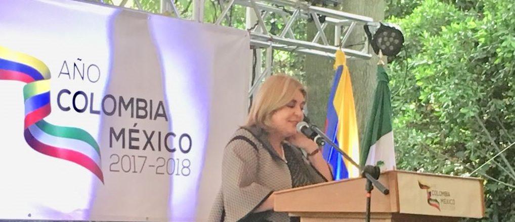 Celebración del día nacional de Colombia 20 julio