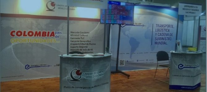 Expo Foro de Comercio Exterior, Monterrey 14 y 15 noviembre