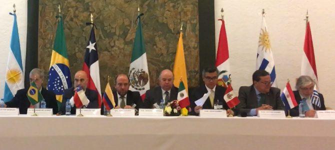 """Seminario """"Retos de integración regional, Alianza del Pacífico Mercosur"""""""
