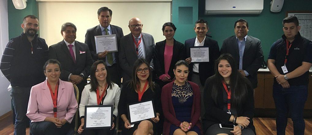 """""""Gestión estratégica del talento"""" Master consultores y Acsendo"""