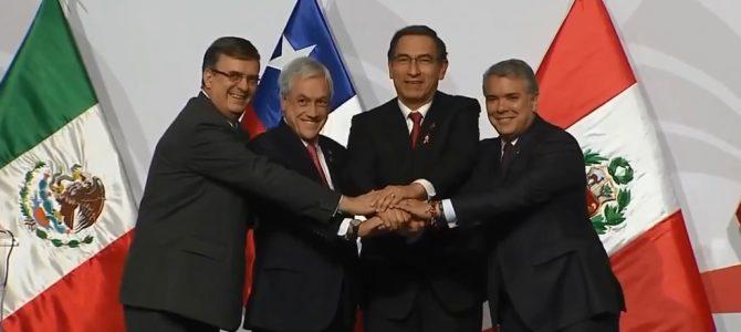 Exitosa XIV Cumbre de la Alianza del Pacífico, en Lima, Perú