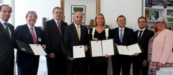 Consejo de Ministros de la Alianza del Pacífico firmó declaración conjunta entre este mecanismo y la Unión Europea