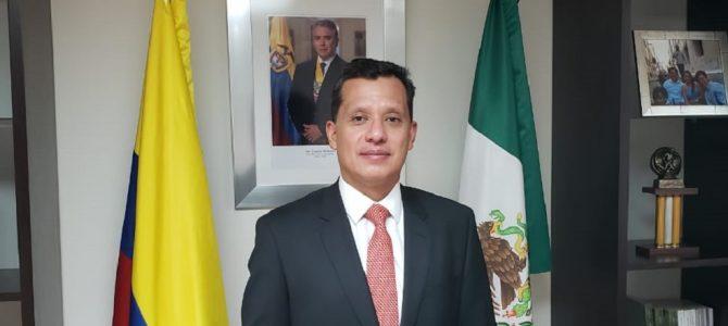 El Dorado cierra el 23 de marzo: Luis Oswaldo Parada, cónsul general de Colombia