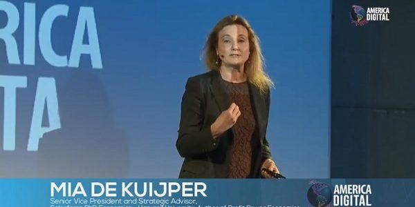 Evolución y rentabilidad de modelos de negocios en la era digital – Conferencia Mia de Kuijper