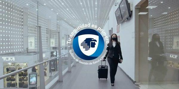 Aeroméxico sigue la reapertura de sus Salones Premier