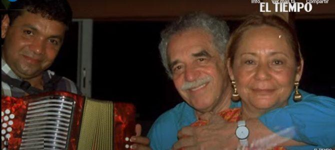 Murió Mercedes esposa y gran amor de García Márquez