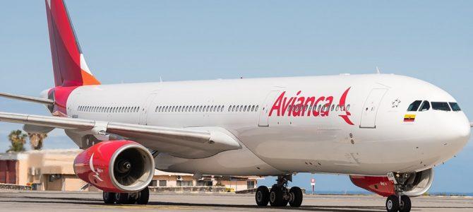 Avianca reiniciará operaciones internacionales desde Colombia